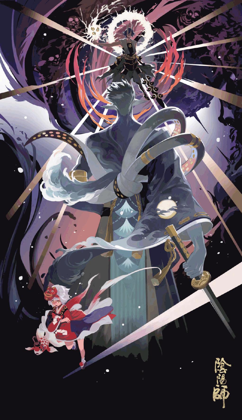 《阴阳师》骁浪荒川之主 御魂 技能 式神搭配与克制全攻略