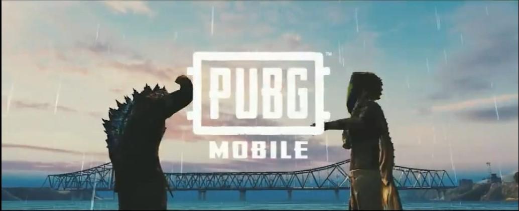 PUBG MOBILE x 哥斯拉,吃鸡打怪兽活动启动!