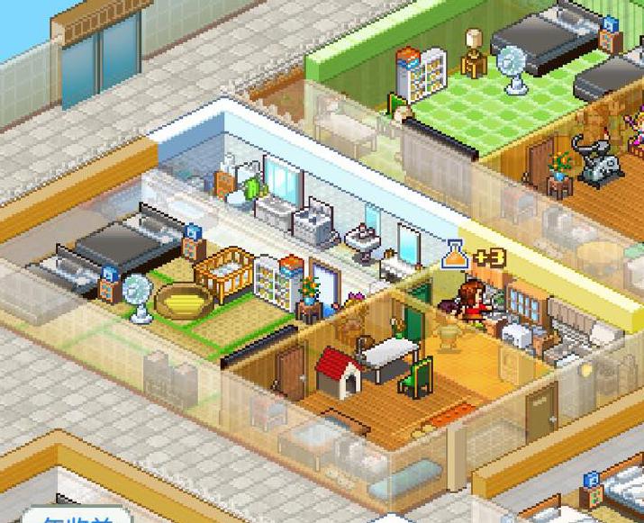 《住宅梦物语》全方位试玩报告 开学也无法阻止我成为游戏里的神