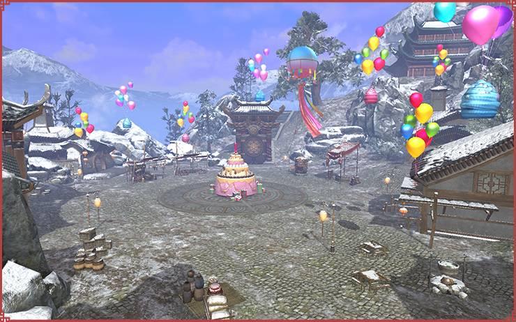 """《剑灵:革命》更新预告 新增近攻角色""""灵剑士""""并开启雪花限定活动"""