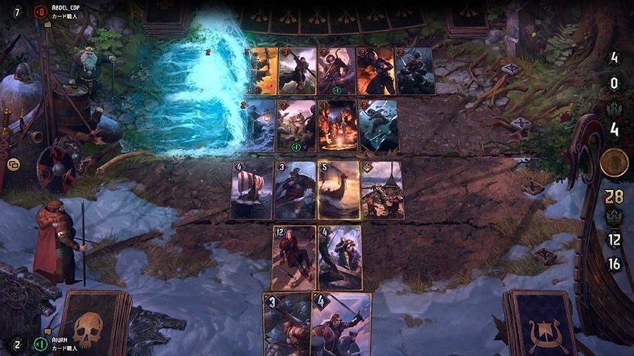 《巫师之昆特牌》安卓版预定3月24日上线!游戏内容详情