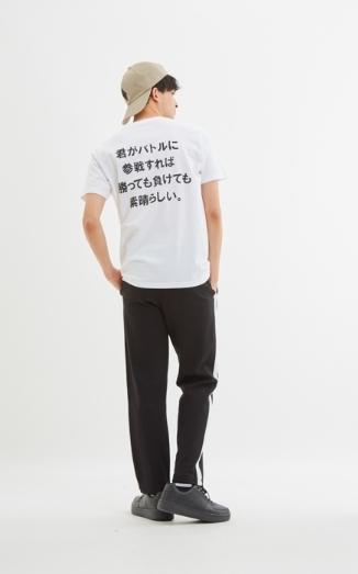《传说对决》携手日本品牌 GU 推出跨界联名服饰