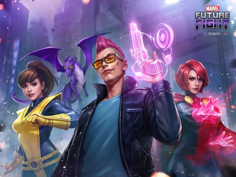《MARVEL 未来之战》「凤凰五人组」更新 加入PvE副本「危险室」介绍