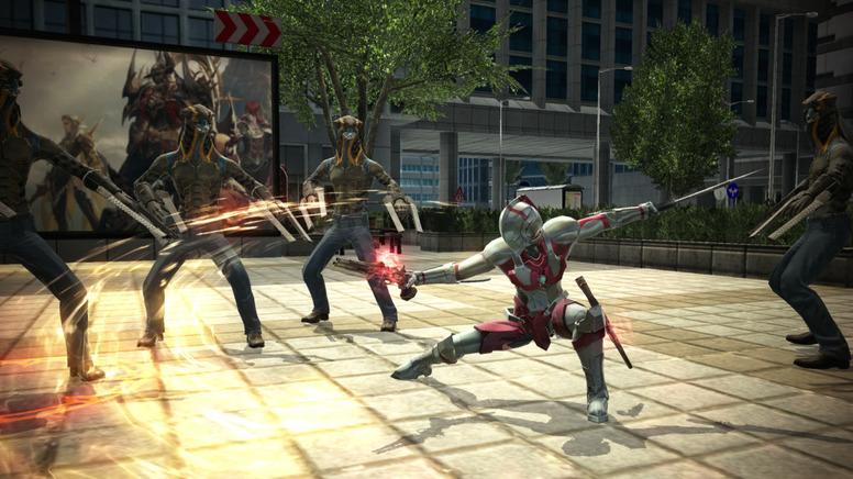 《TALION 血裔征战》《ULTRAMAN 超人力霸王》限时合作活动及副本
