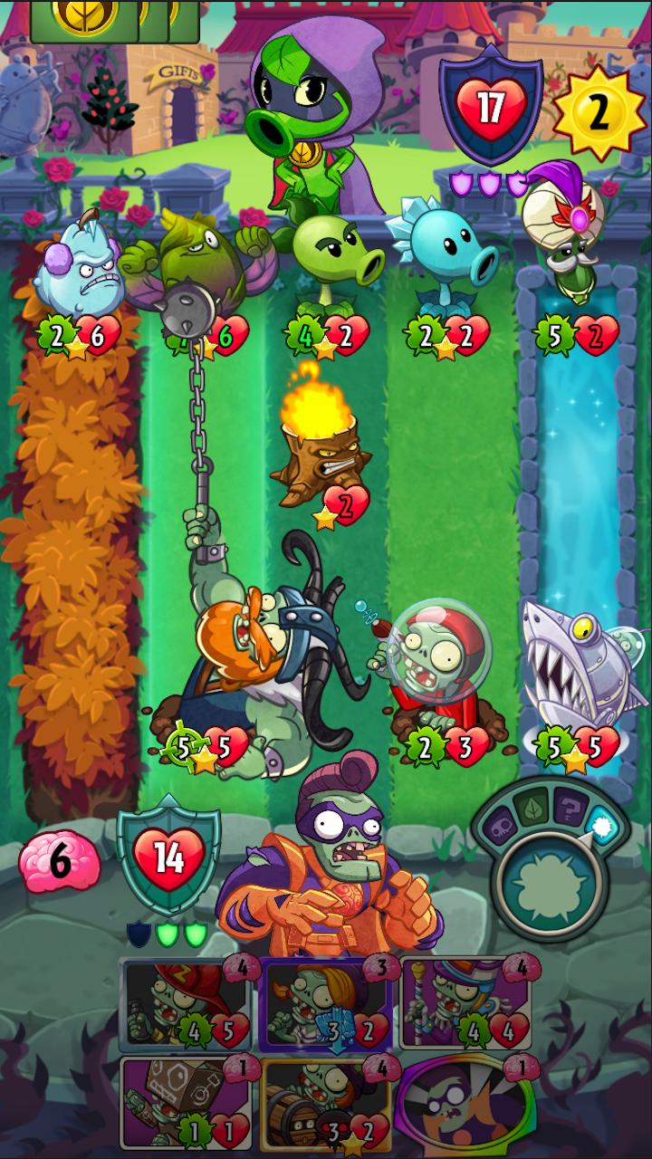 植物大战僵尸™英雄