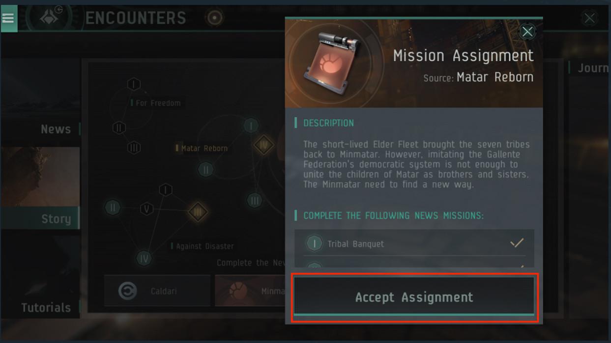 《星战前夜:无烬星河》怎么做任务?接受任务图文教程指引