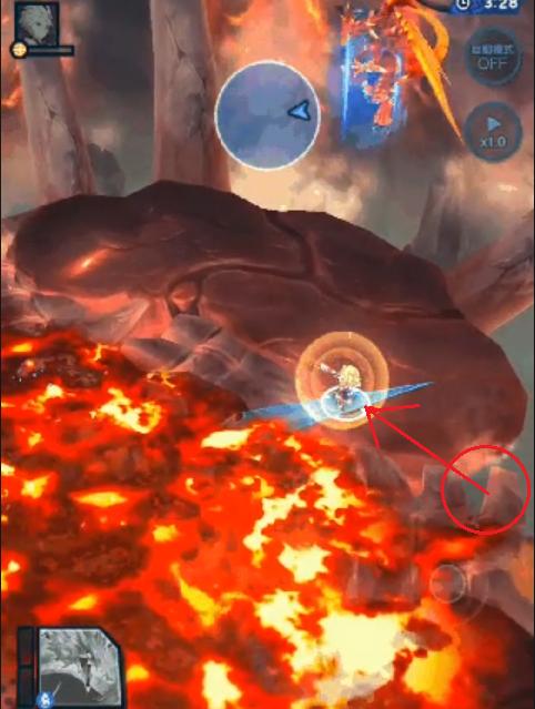 《失落的龙约》游戏攻略 分享超火十字火的走法