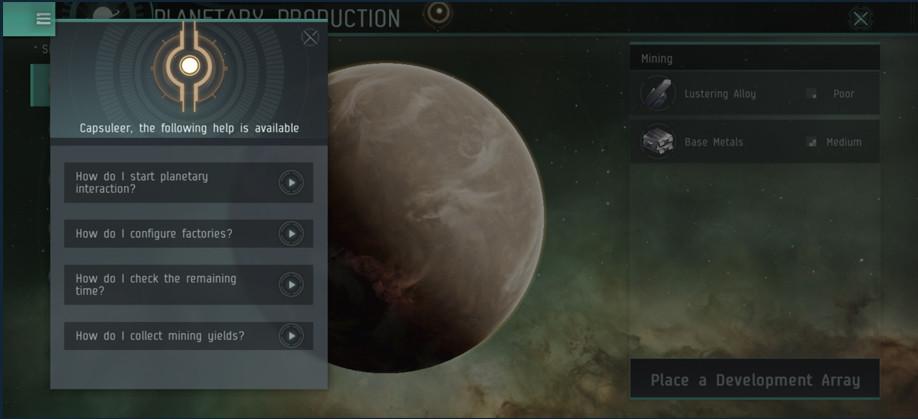《星战前夜》攻略篇:物资不够用?行星物资采集生存指引