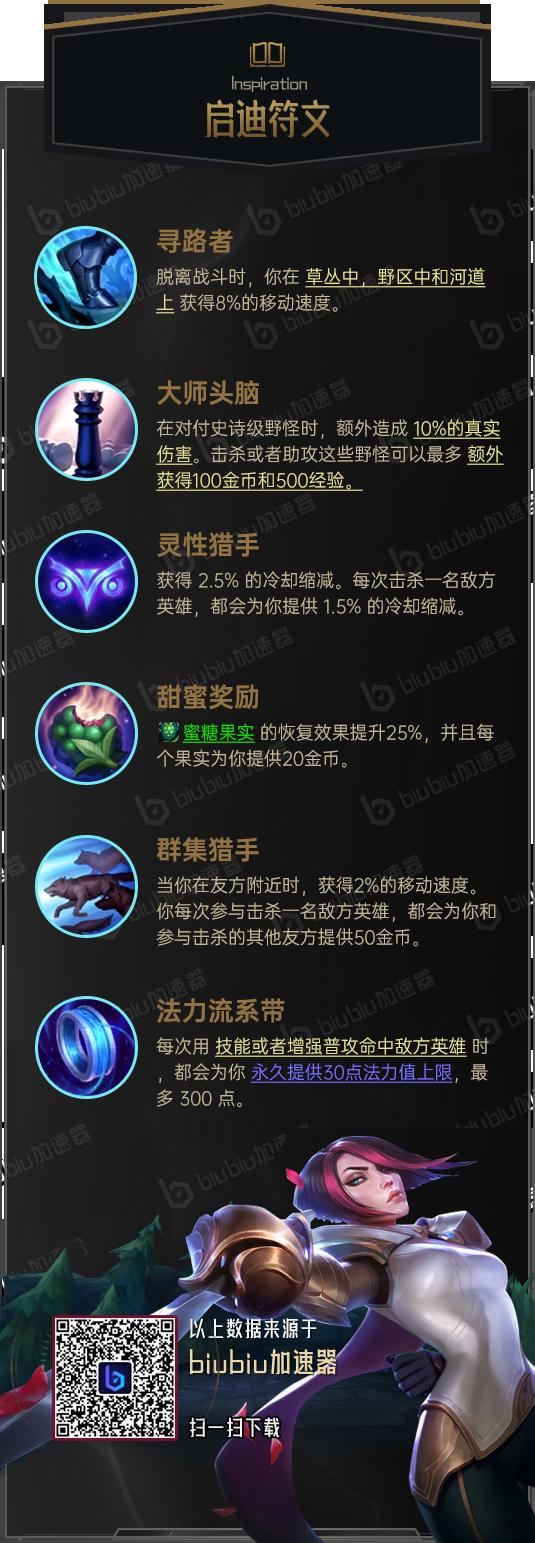 【符文篇】LOL手游全符文翻译,建议收藏!