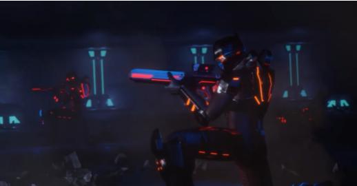 《Colonicle》这款游戏怎么样?安卓上的多人FPS VR游戏