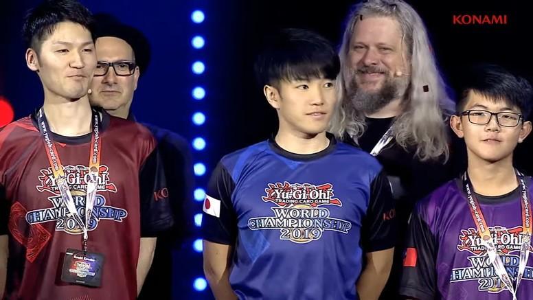 《游戏王》2019 世界锦标赛国小组 一般组赛果 赛况