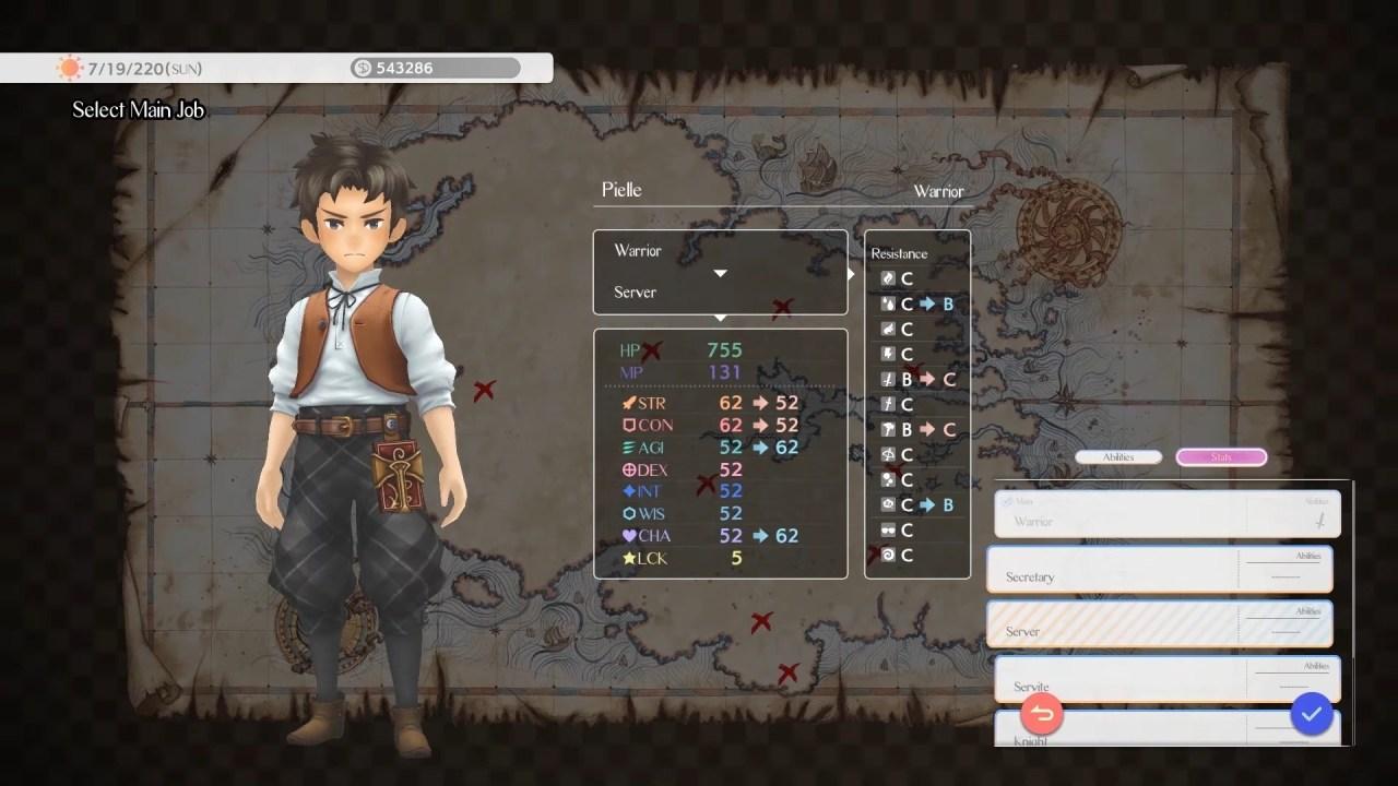 多样生活 Various Daylife 1.2.0 Mac 中文破解版 日系幻想角色扮演类冒险游戏