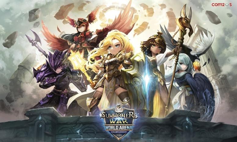 《魔灵召唤》SWC19 世界总决赛赛程公布 10 月 26 日开战